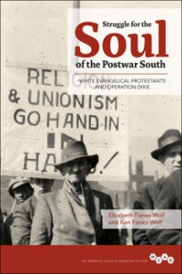 Cover of Struggle for the Soul of the Postwar South.