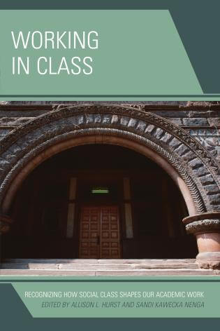 Working In Class is the newest addition to a genre of studies that sees professions and universities in class dimensions.