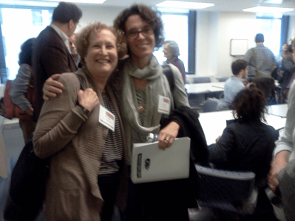 LAWCHA Members Susan Levine and Liesl Orenic