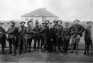 The Colorado National Guard at Ludlow, 1914
