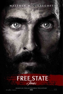 Poster for Free State of Jones (2016)