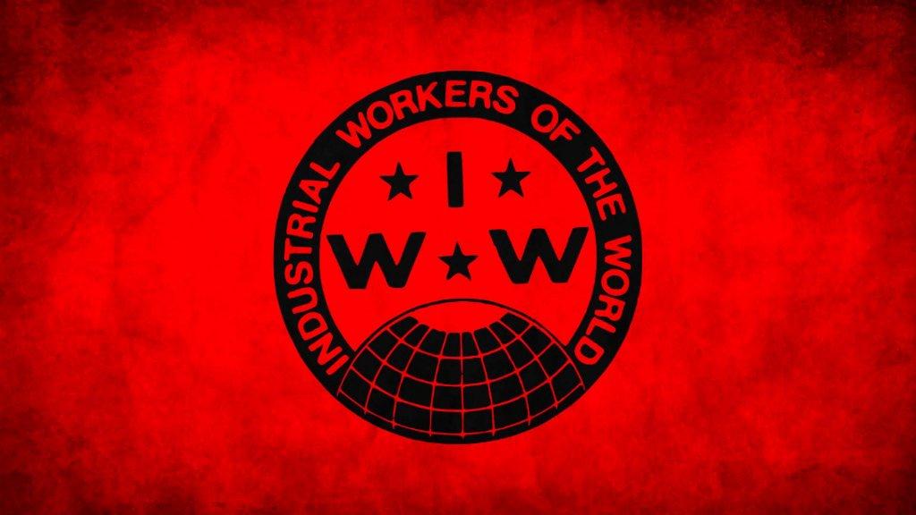 The IWW Logo.
